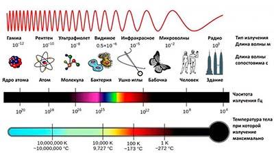 Разница между Пропускной способностью и Спектром