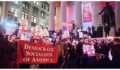 Разница между Социализмом и Демократическим социализмом
