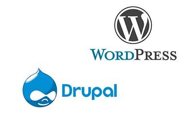 Разница между Drupal и WordPress