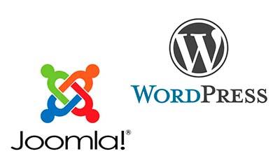Разница между Joomla и WordPress