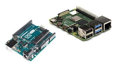 Разница между Arduino и Raspberry Pi