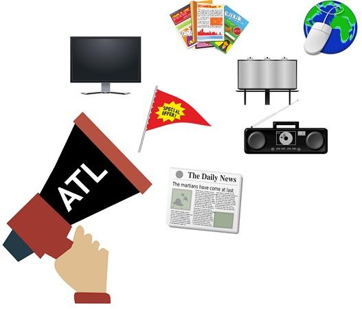 ATL маркетинг