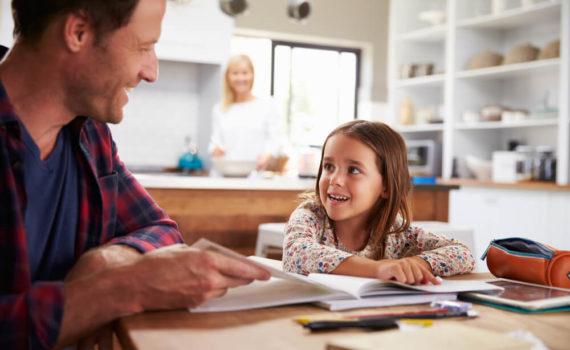 Домашнее обучение детей