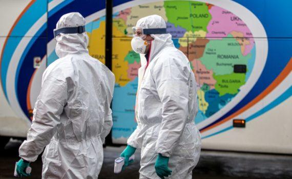 Разница между Эпидемией и Пандемией