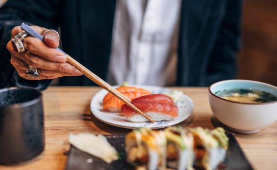 Японские палочки для еды