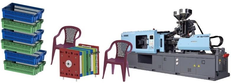 Экструдер для изготовления изделий из пластика