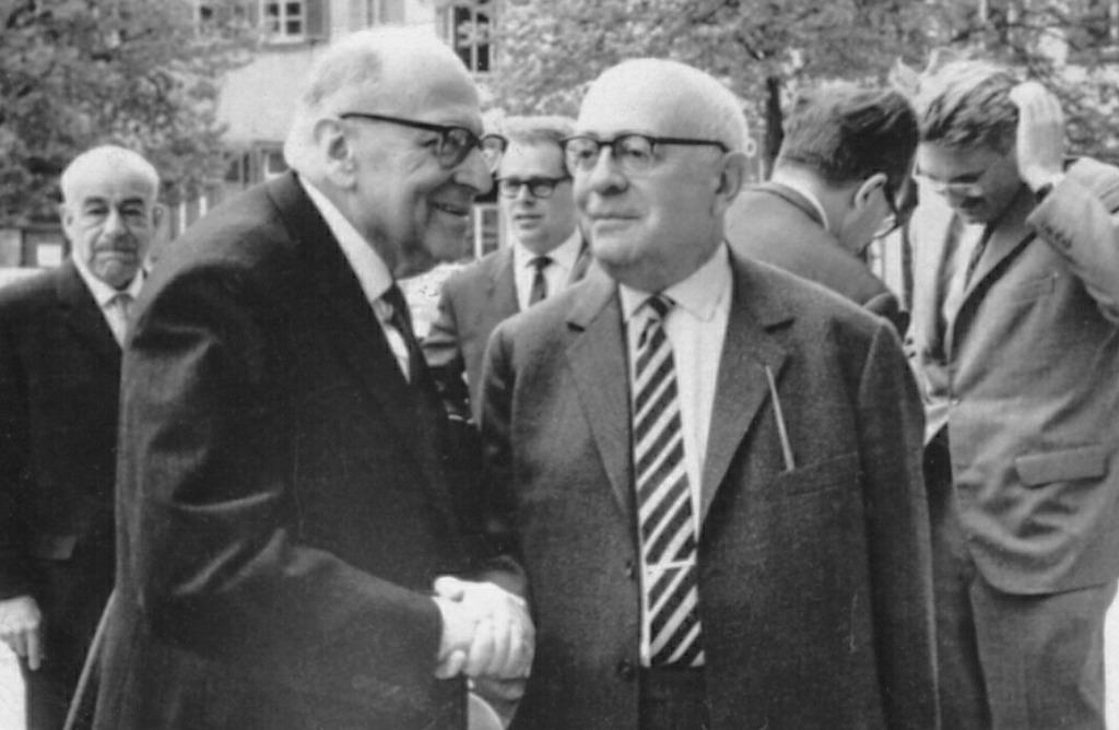 Франкфуртская школа - Макс Хоркхаймер и Теодор Адорно