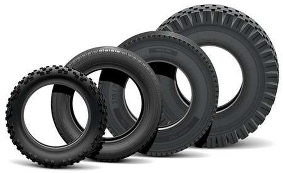 Резина - это другое название вулканизированного серой каучука из которого производят шины для автомобля