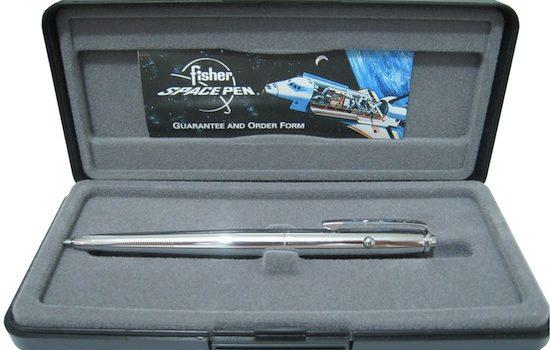 «Ручка астронавта» с тиксотропными чернилами