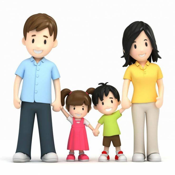 Супружеская семья (нуклеарная)