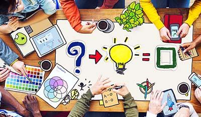 Разница между Инновациями и Творчеством