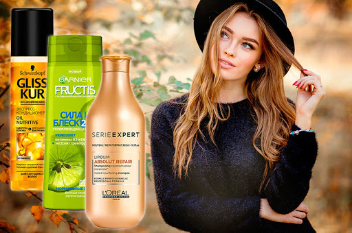 Кондиционеры для волос улучшают внешний вид, придают блеск и полноту цвета