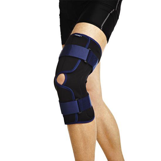 Ортез на коленный сустав с подвижными шарнирами