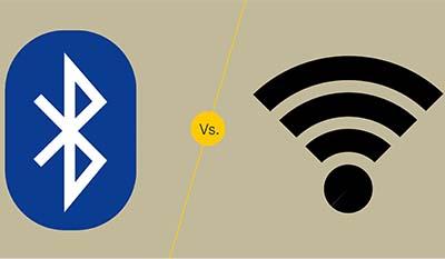 Разница между Bluetooth и Wi-Fi