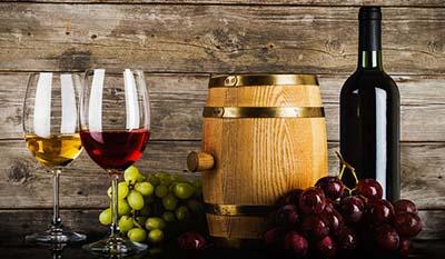 Разница между Красным и Белым вином