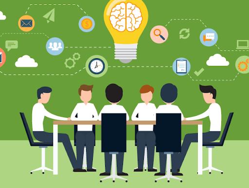 В область управления проектами входят этапы планирования, инициирования, выполнения контроля и закрытия