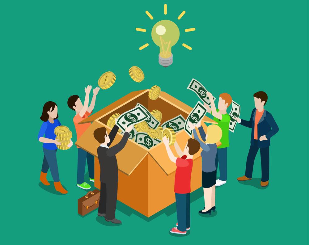 Краудфандинг - это модель коллективного финансирования проектов