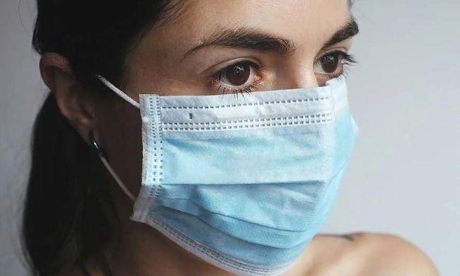 Маска уменшает Контагиозность и предотвращает передачу инфекции
