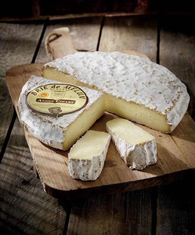 Сыр Бри де Мелен
