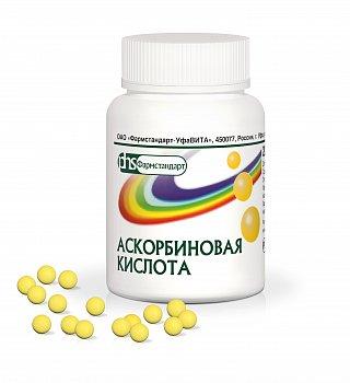 Витамин С это Аскорбиновая кислота