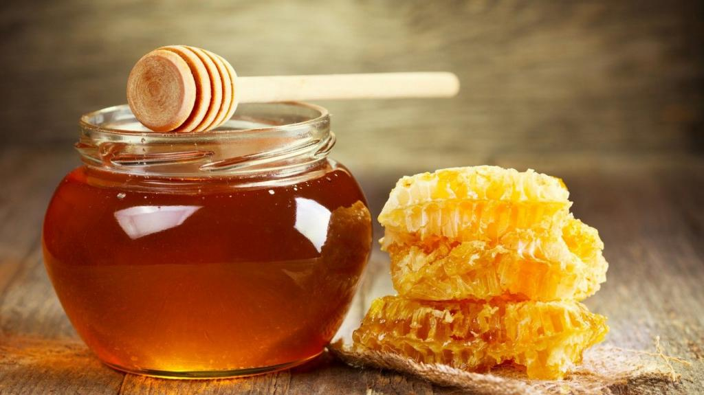 Мед может творить чудеса с питанием и иммунитетом