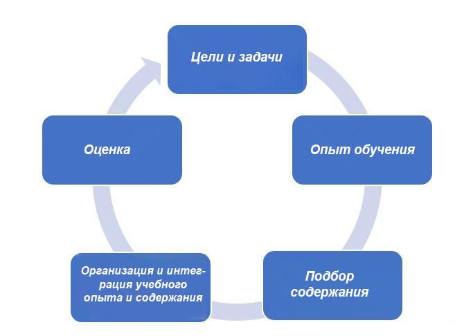 Принципы модели учебной программы Уиллера