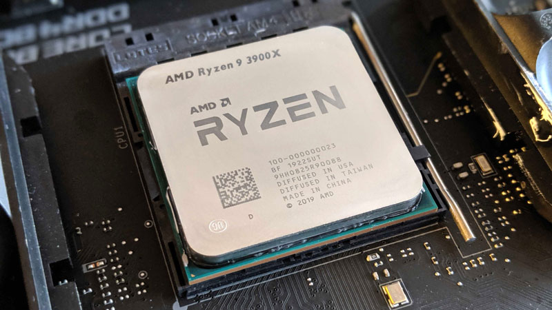 Процессор Ryzen 9 3900X