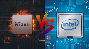 Разница между процессорами AMD и Intel