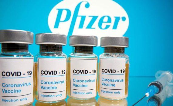 Вакцина от Covid-19 от компании Pfizer