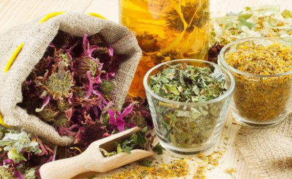 20 лучших Противовоспалительных трав и способы их использования