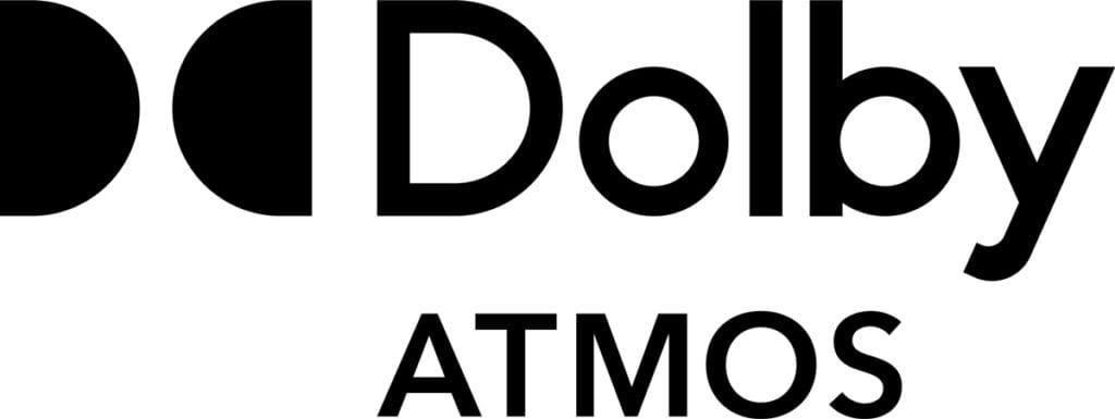 Логотип Dolby Atmos