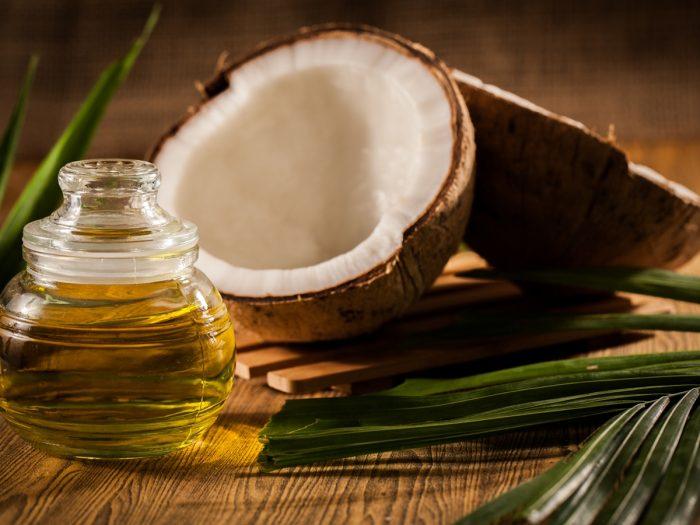 Желательно использовать Кокосовое масло органического происхождения