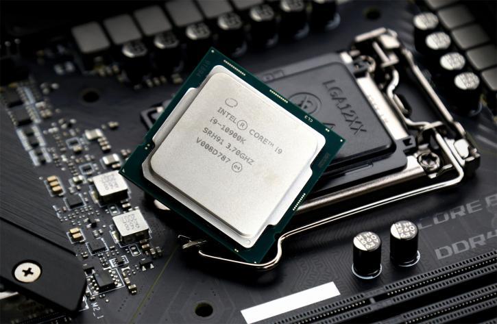 Процессор Intel Core i9-10900K
