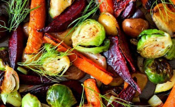 Зимние овощи