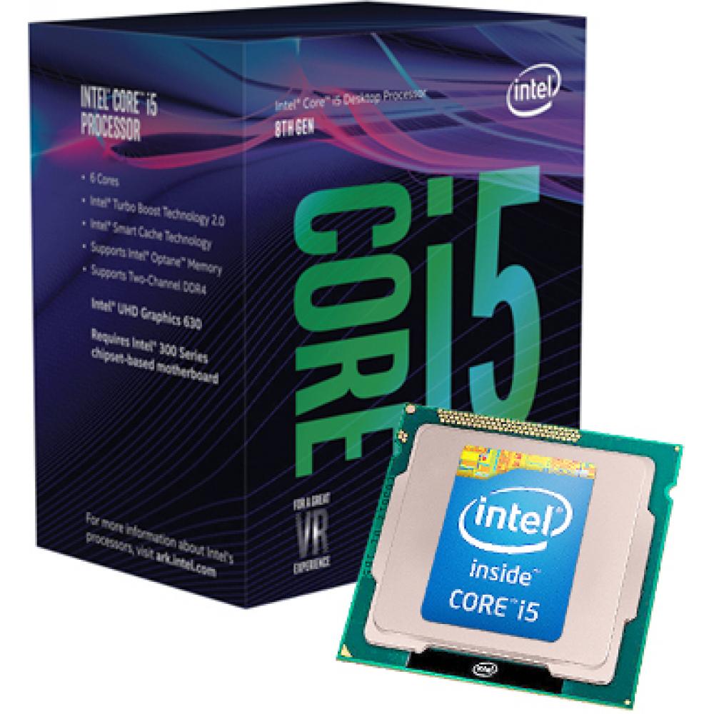 Core i5-9600K - рекомендуемый процессор Intel для системы среднего уровня в 2021 году