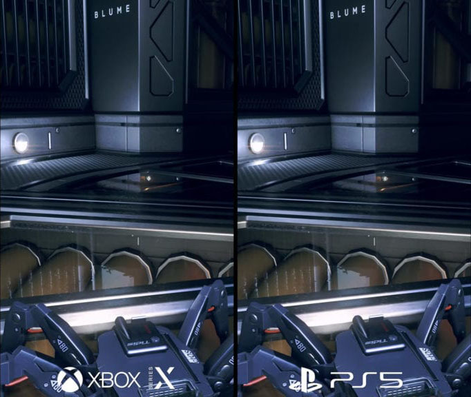 Как PS5, так и Xbox Series X поддерживают трассировку лучей