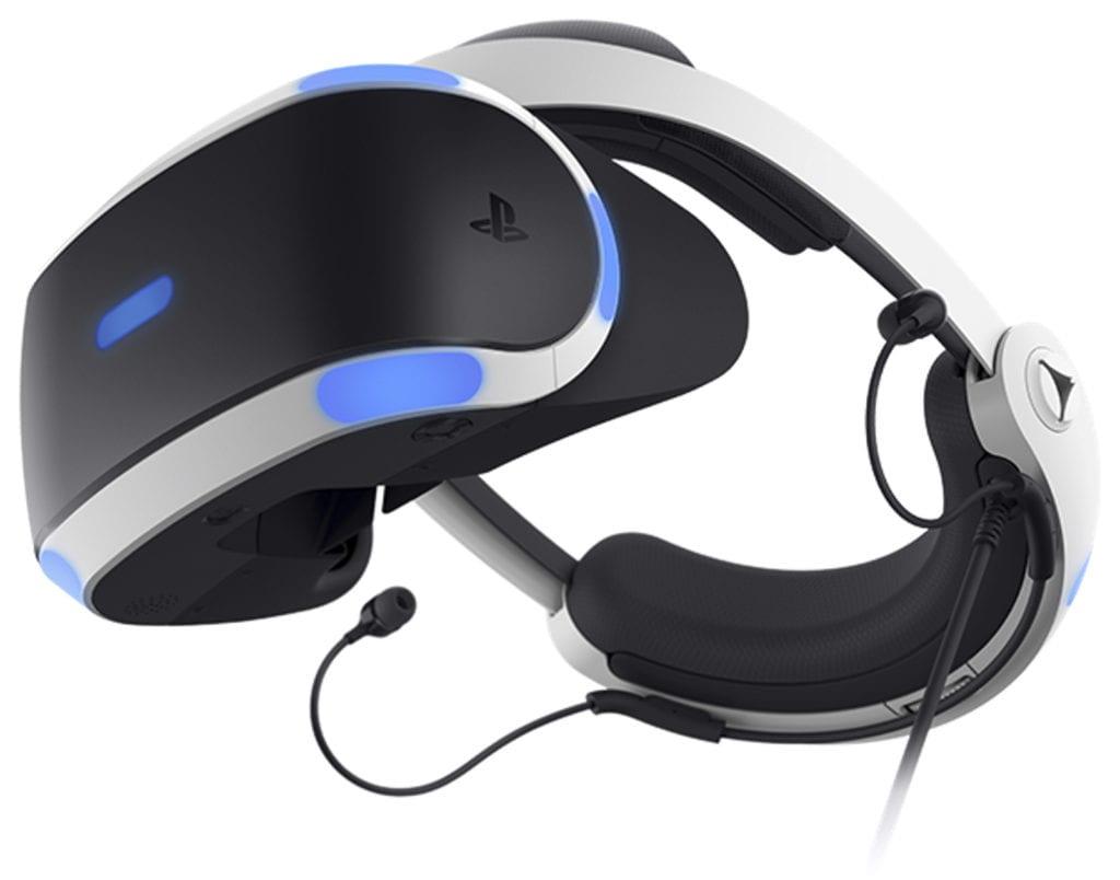 PS5 поддерживает шлем виртуальной реальности PlayStation VR