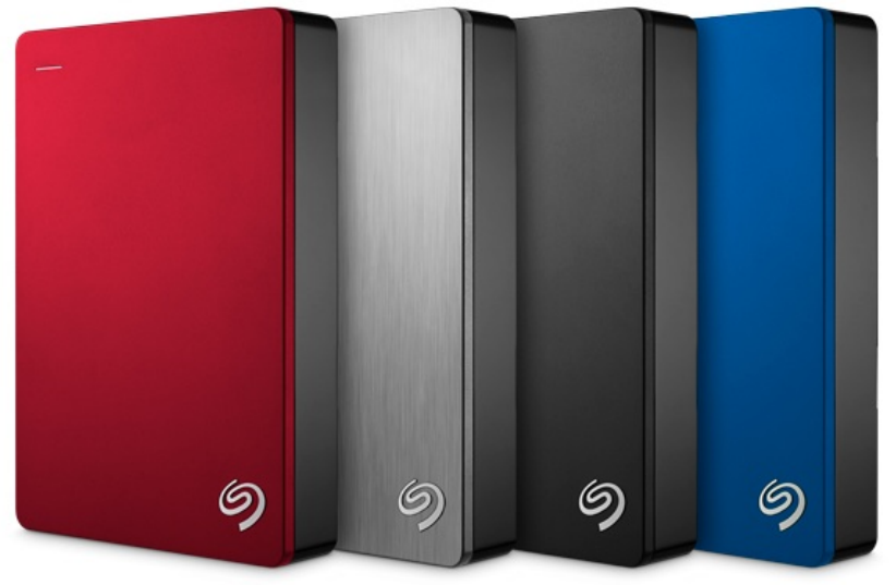 Портативный внешний жесткий диск Seagate Backup Plus Portable 2,5 5 ТБ с интерфейсом USB 3.0