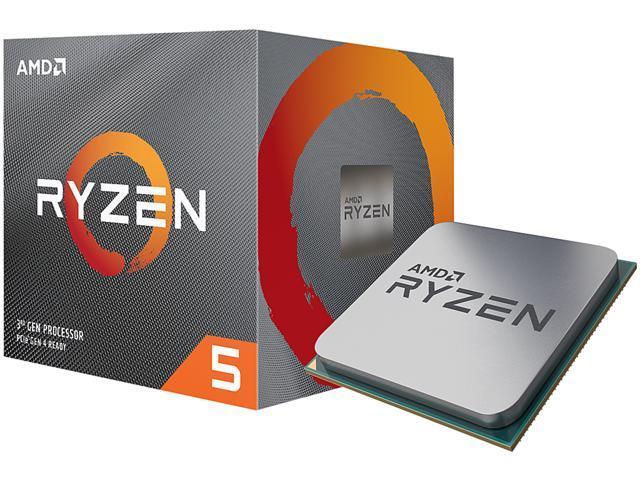 Ryzen 5 3600X - рекомендуемый процессор AMD для системы среднего уровня в 2021 году