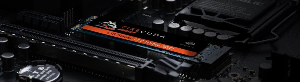 Твердотельный накопитель (SSD) Seagate Firecuda 520 500GB