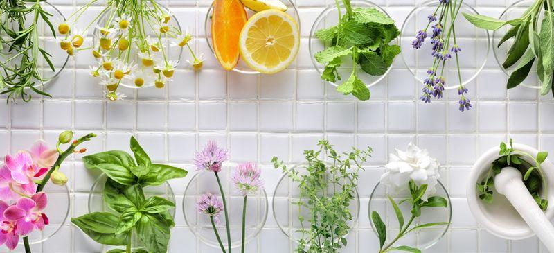 Апигенин является флавоноидом, содержащимся в таких продуктах, как апельсины, сельдерей, ромашковый чай, орегано и вино