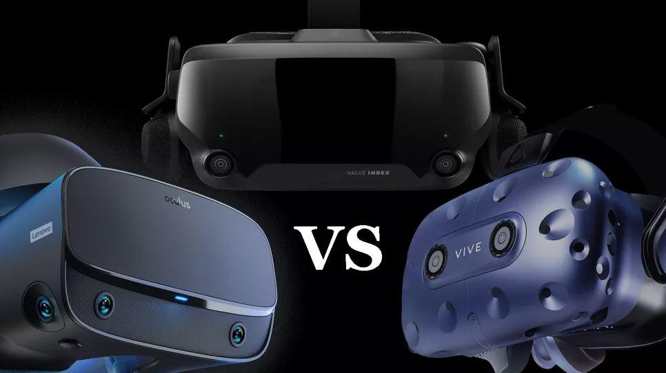 Лучшие VR гарнитуры - Valve Index, HTC Vive Pro и Oculus Rift S