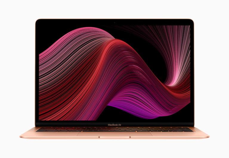 MacBook Air (2020) поставляется только с процессором M1