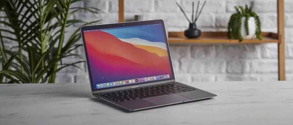 MacBook Air конца 2020 года имеет процессор Apple ARM M1