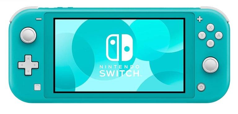 Nintendo Switch Lite - бирюзовый