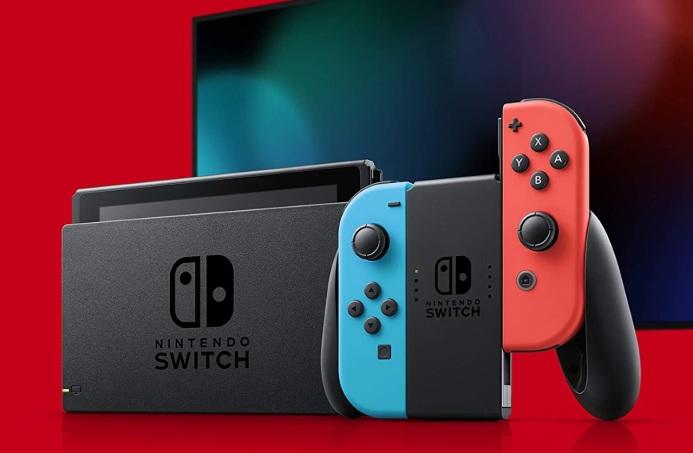 Nintendo Switch имеет ТВ-выход и может трансформироватсья в домашнюю консоль