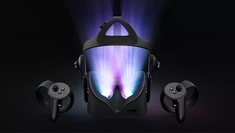 Oculus Rift впервые был запущен в 2016 году