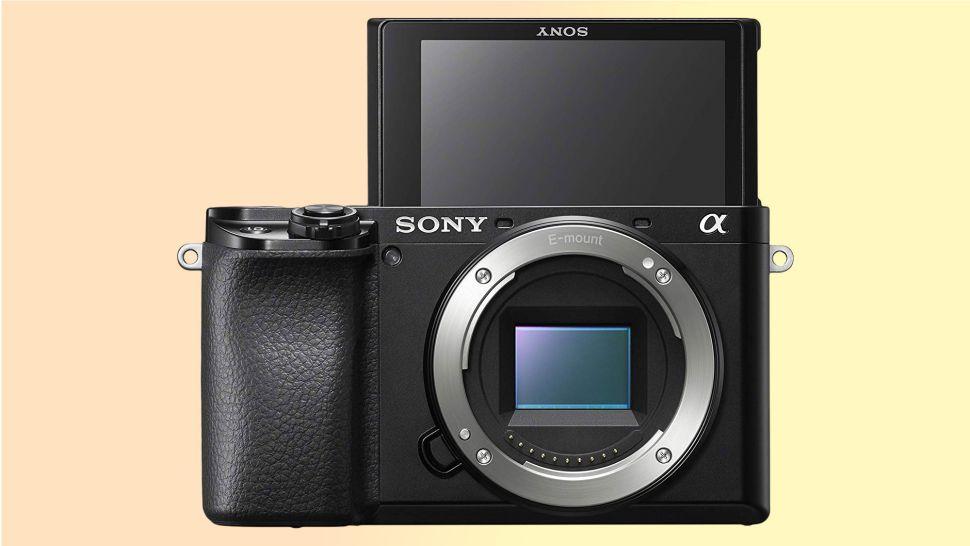 Сенсор беззеркальный камеры Sony a6100