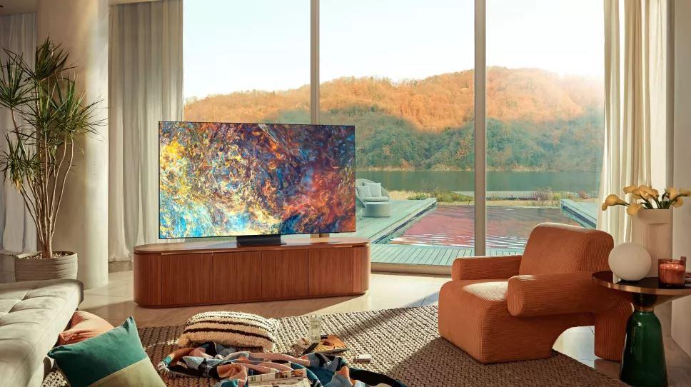 Телевизор Samsung QN900A Neo QLED 8K