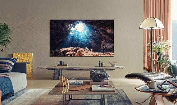 Телевизор Samsung с системой Neo QLED